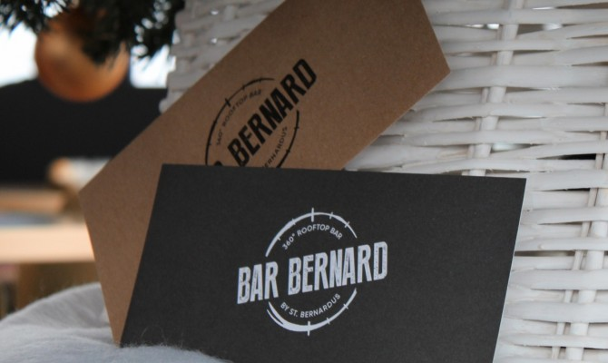 Gift voucher Bar Bernard